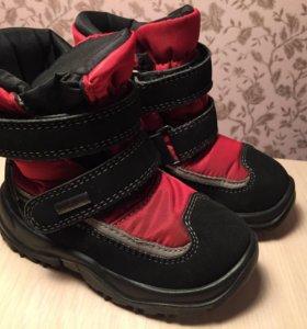 Ботинки зимние Skandia Tex
