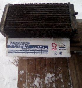 Радиатор печки камаз бу