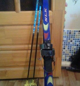 Лыжи дошкольные