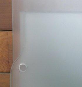 Дверное стеклянное полотно