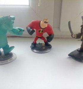 фигурки для Disney Infiniti