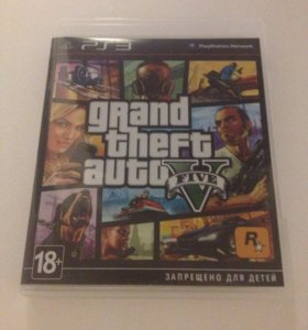 GTA 5 для PlayStation 3
