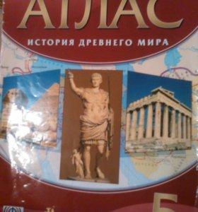 """Атлас""""история древнего мира"""" 5 класс"""