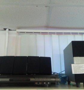 домашний кинотеатр mystery mht 635u