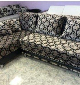 142 Угловой диван