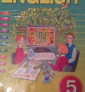 Учебник по английскому 5 класс New Millennium