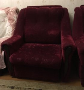 Кресло кровать (2 шт.)