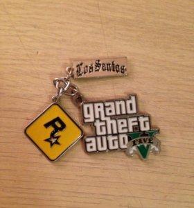 Брелок GTA V