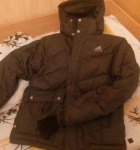 Куртка мужская зимняя adidas