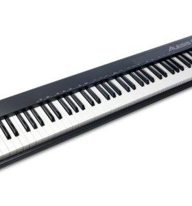 Alesis Q88 миди клавиатура