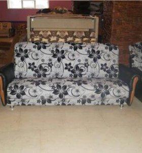154 Набор мягкой мебели,доставка на дом