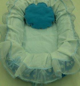 Гнездышко для новорожденного изготовлю по заказу