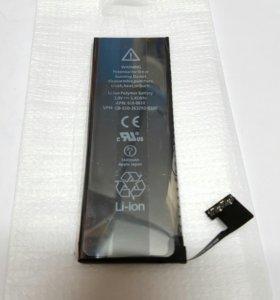 Аккумулятор на iPhone 5 (новый)