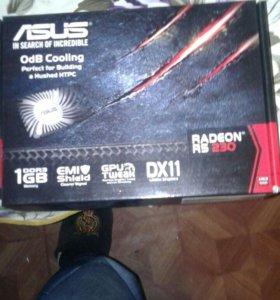 Видеокарта asus AMD Radeon R5 230 (R5230-SL-1GD3-L