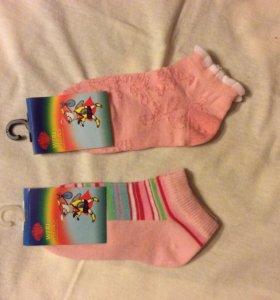 Новые носки, размер 12