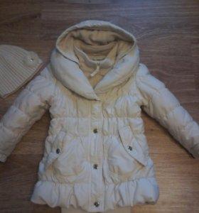Зимняя куртка 3-5 лет