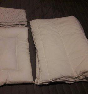 Все для детской кроватки