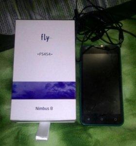 Смартфон Fly Nimbus 8
