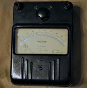 Амперметр 1969 года выпуска.