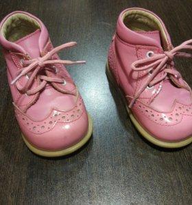 Детские ботинки Totto