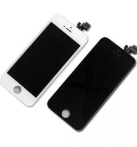 Дисплей на iphone 4s, 5, 5s, 6