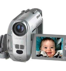 Видеокамера цифровая Sony DCR-HC30E Japan