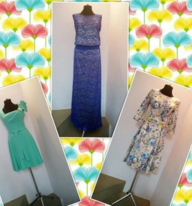 Новые платья 42-54 размер
