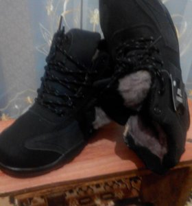 Ботинки зима подросток