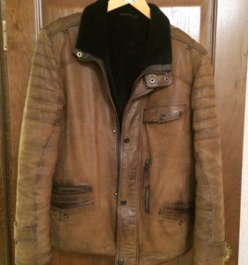Зимняя куртка на 52 размер
