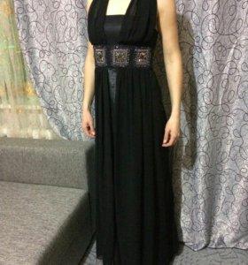 Новое вечернее платье р.46