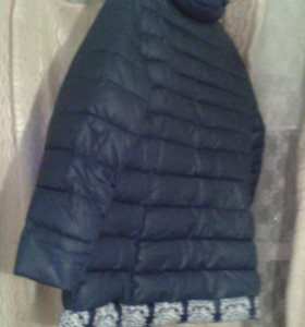 Куртка зимнея синтифоне
