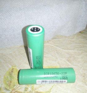 Li-ion 18650 2600мАч 3.7В SAMSUNG 100%