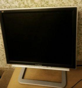 Монитор ViewSonic (17 дюймов)