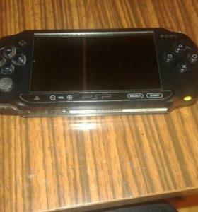 PSP portable б/у