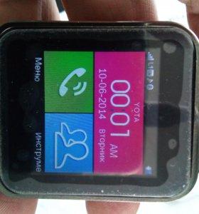 Смарт-часы с GSM