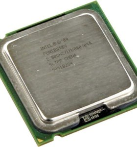 @ CPU Intel Pentium 4 520 2.8 ГГц/1core/1Mb/84