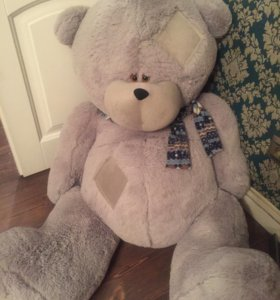 Мишка Тедди, подарок девушке
