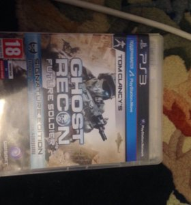 Ghost recon TOM CLANCYS PS3