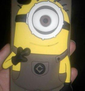 Крышка-чехол на телефон ipad 4s