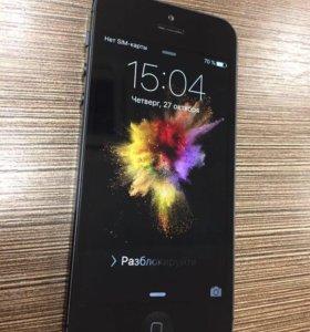 iPhone 5 и 6