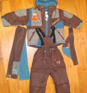 Зимний костюм на мальчика, 93-98 размер