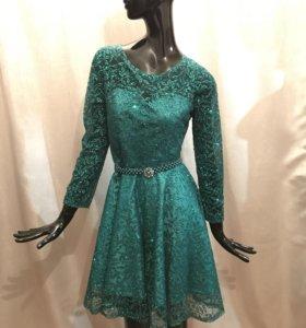 Новое Платье нарядное вечернее новогоднее