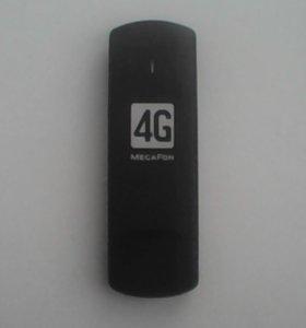 4G+(LTE) Модем+Wi-Fi до 100 М/бит сек