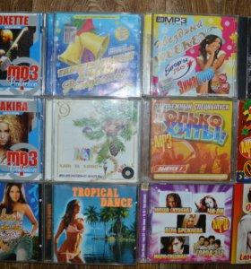 Диски MP3/CD💿