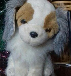 Мягкая игрушка щенок