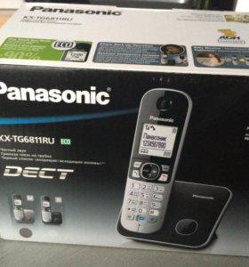 Dect телефон Panasonic kx-tg6811ru