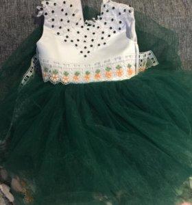 Платье 2:3года