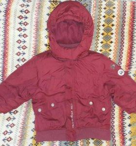 Симпатичная курточка Coccodrillo