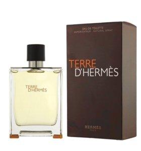Духи / мужской парфюм/ Terre d'Hermes