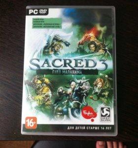 Диск sacred 3